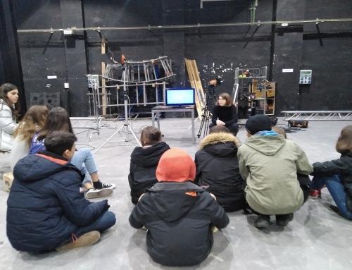 Prop de 300 alumnes participen a les Jornades de Formació Audiovisual de l'Escola Pia i l'ESCAC