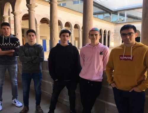 Alumnes d'Escola Pia Igualada participen al projecte de robòtica CanSat, promogut per l'Agència Espacial Europea
