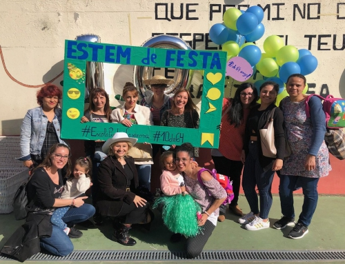 L'Escola Pia Luz Casanova fa 10 anys de 64 (entrevista amb el director)