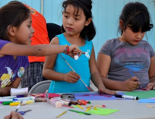 Volem portar 2000 nens i nenes de colònies a Mèxic i Senegal. T'hi sumes?