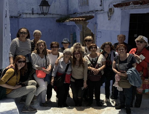 L'equip de voluntariat de Benallar visita projectes socials al Marroc